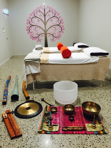 Sound Healing experience - Bodhi J Day Spa and Retreat